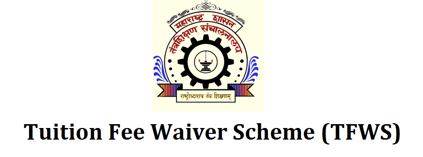 Tuition Fee Waiver Scheme TFWS Colleges List for Direct Second Year Engineering (DSE)