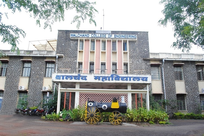 Main Administrative Building of Walchand College of Engi 1 College Reviews - Walchand College of Engineering, Sangli